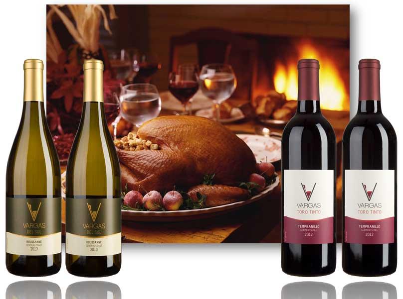 Vino Vargas Thanksgiving Special